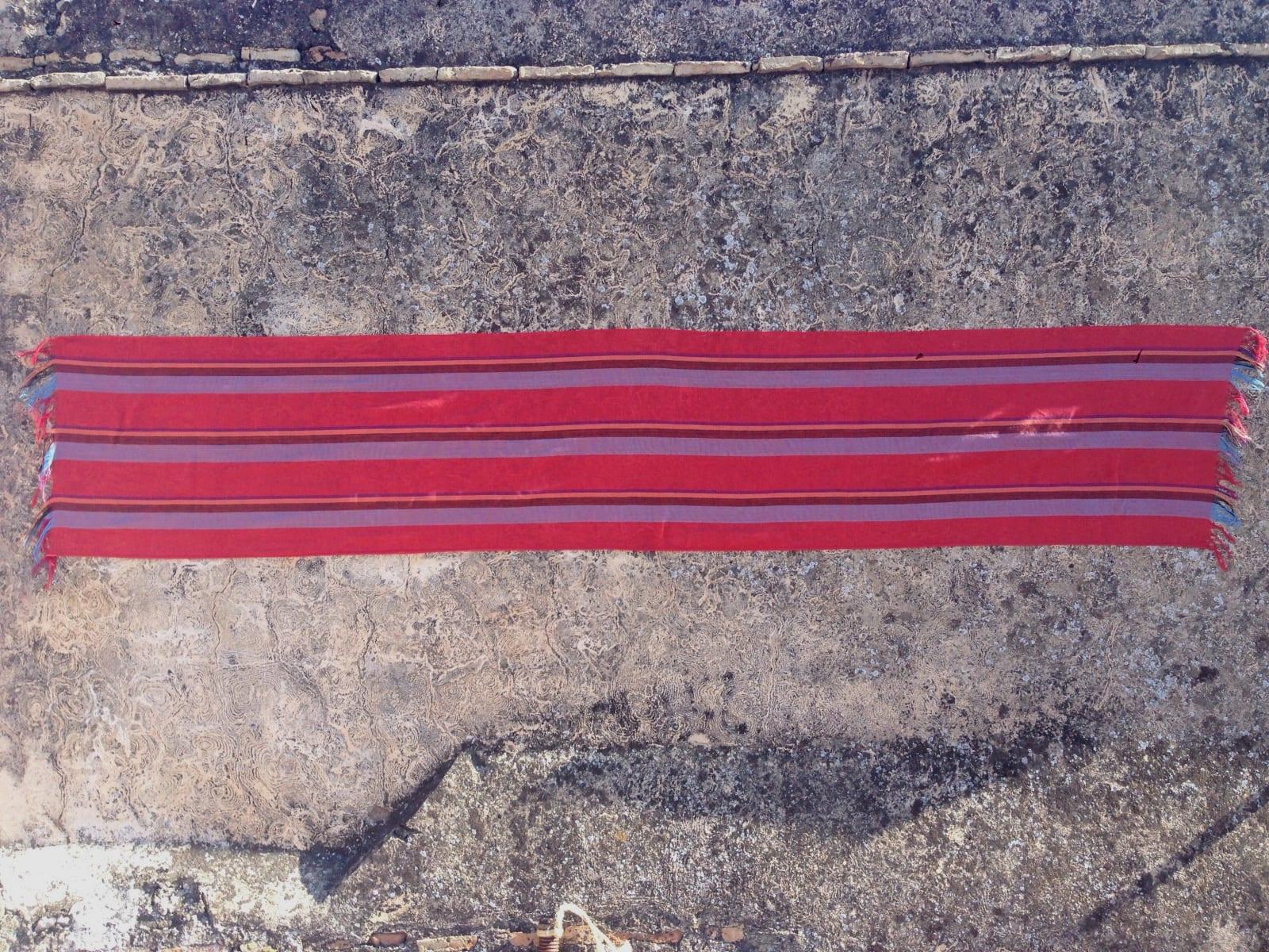 Scarf Cotton string Colored Morocco