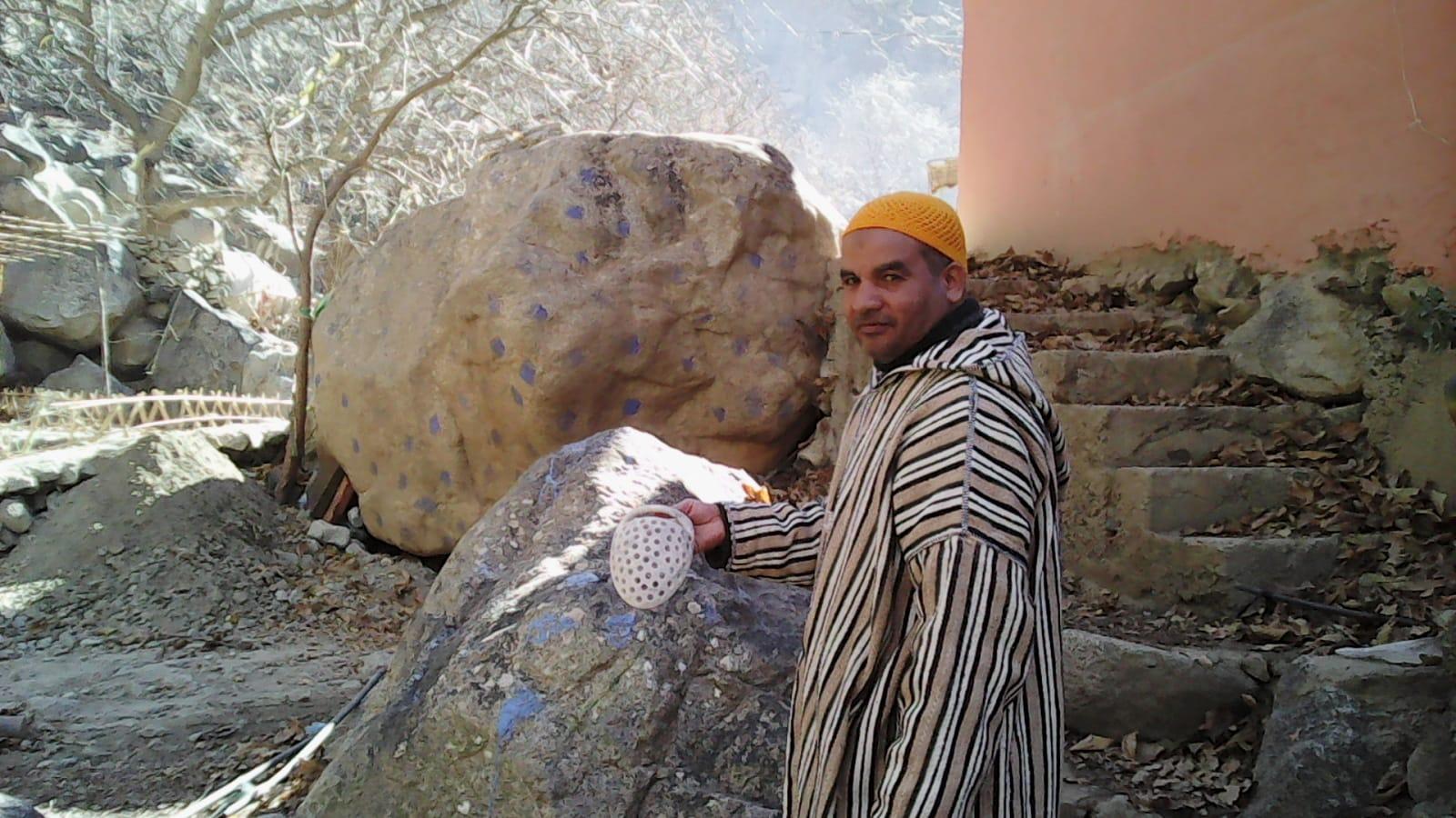 4922 Stone White Morocco