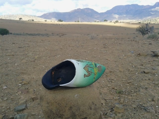 Decorative Traditional slipper  Colored Morocco