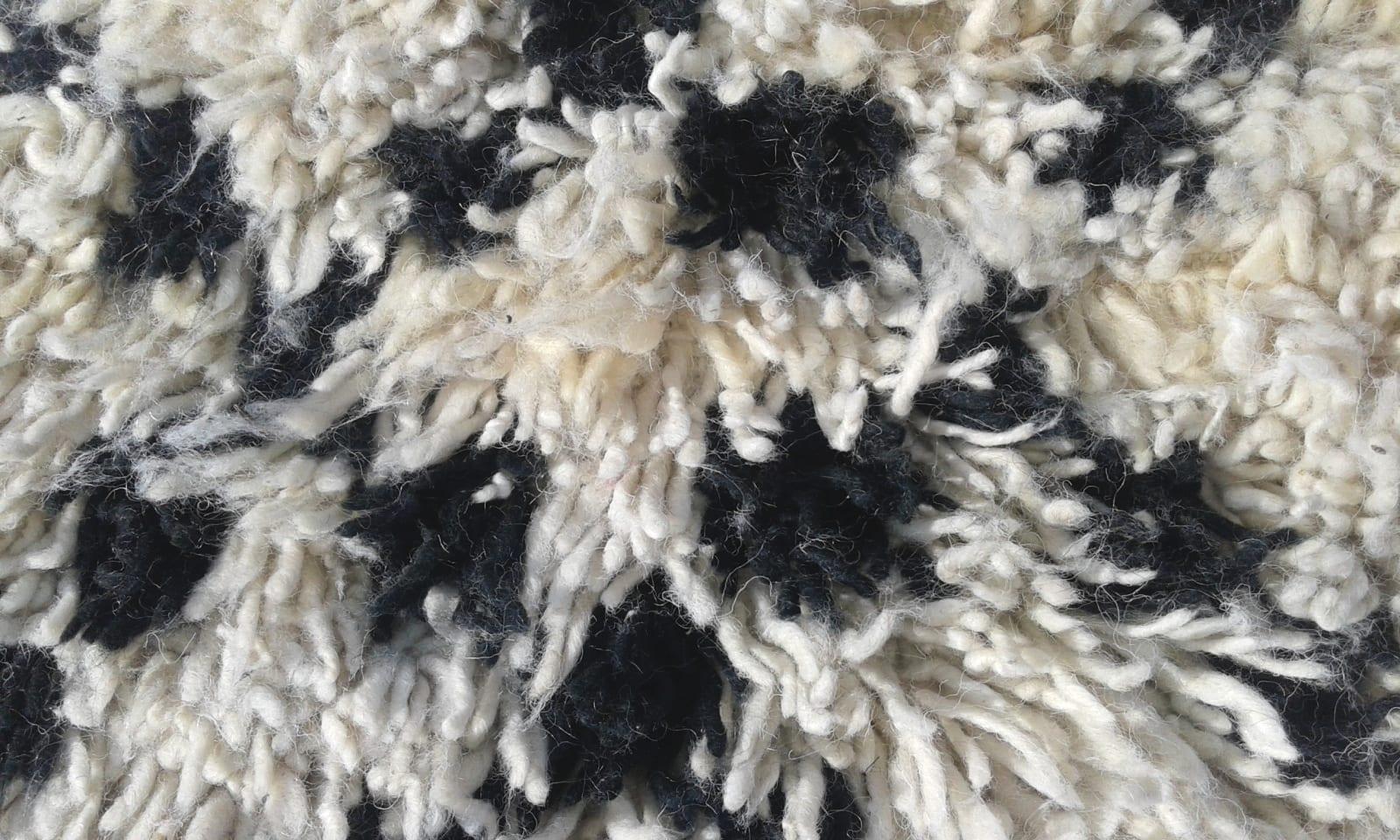 Pile Knot Rug