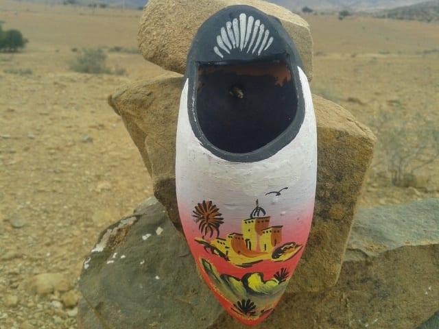 Decorative Traditional slipper