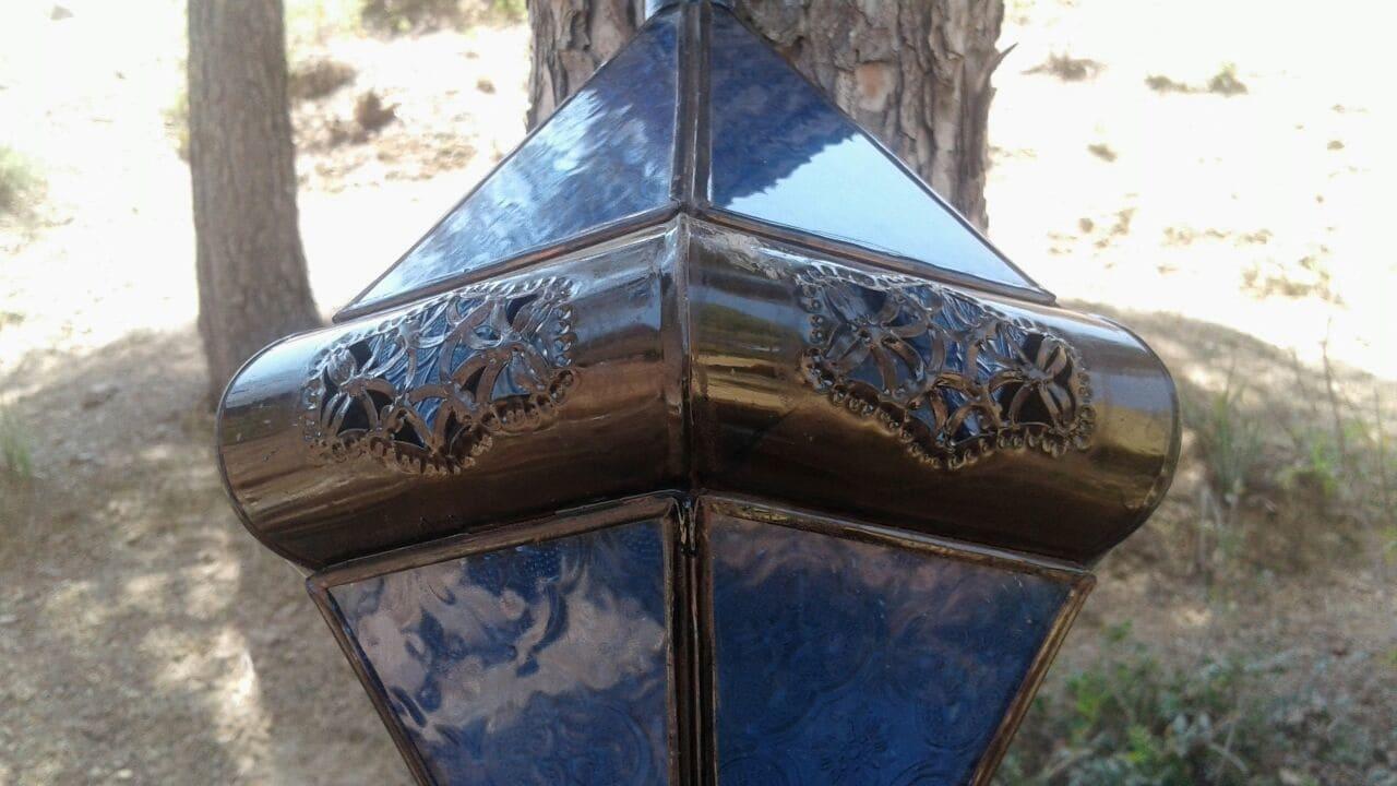 Six fold Lamp