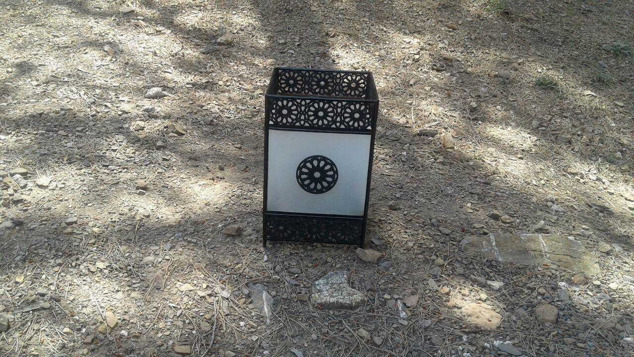 Cariy (Square Lamp)