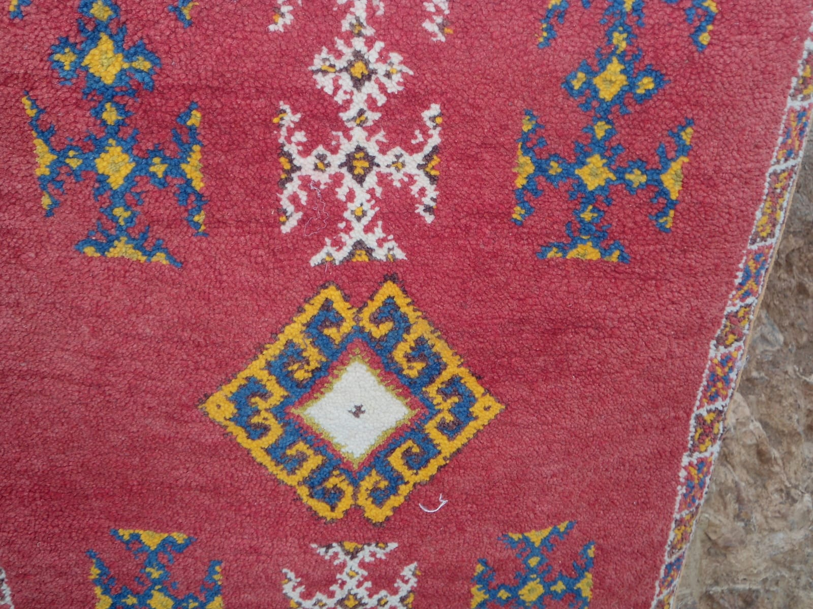 Pile knot rugs (Zrbyia)