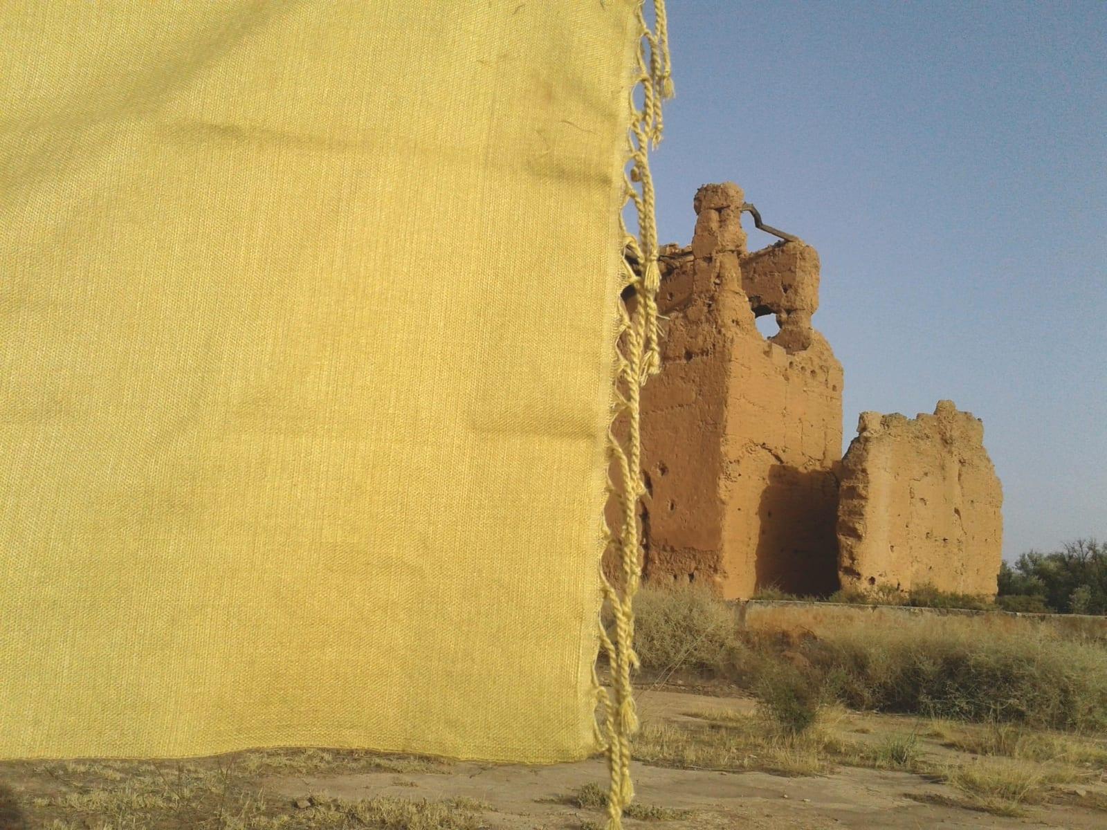 Shawl Cotton Thread  Morocco