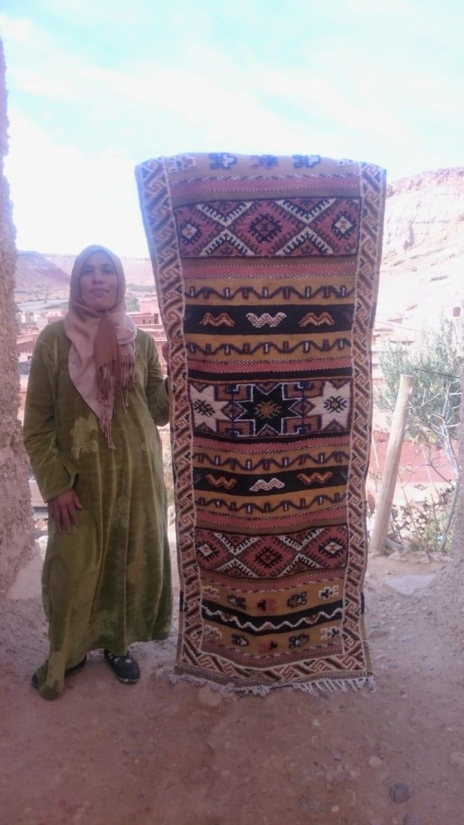Hanbel  Colored Morocco