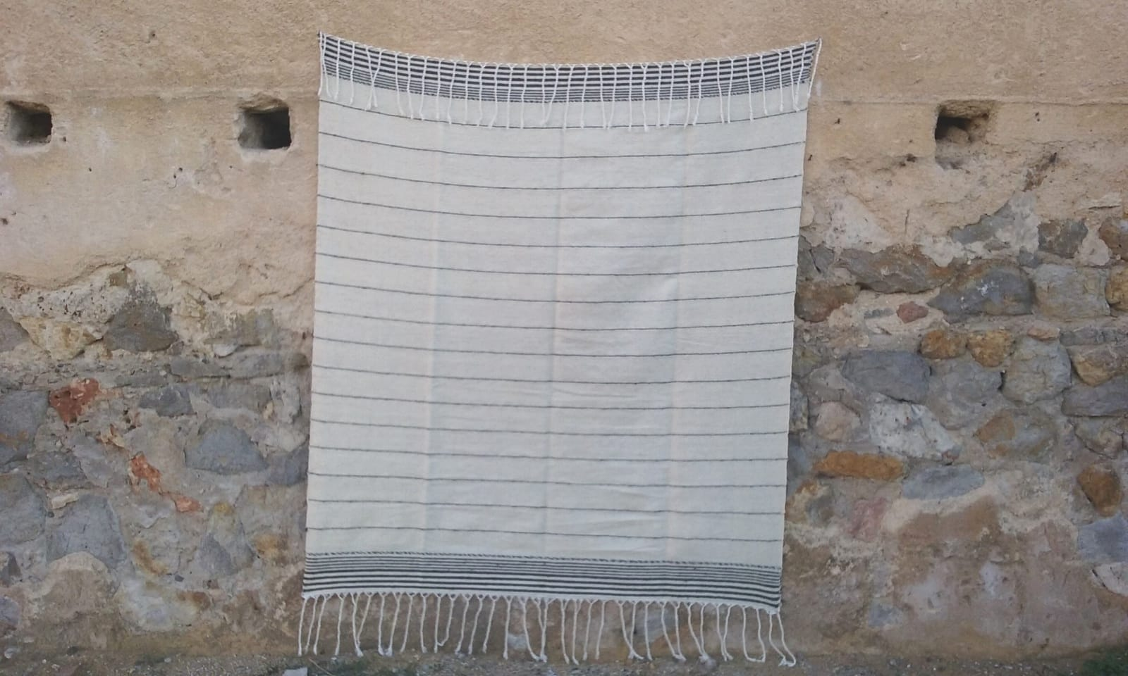Hanbel Cover Cotton and Wool  Morocco