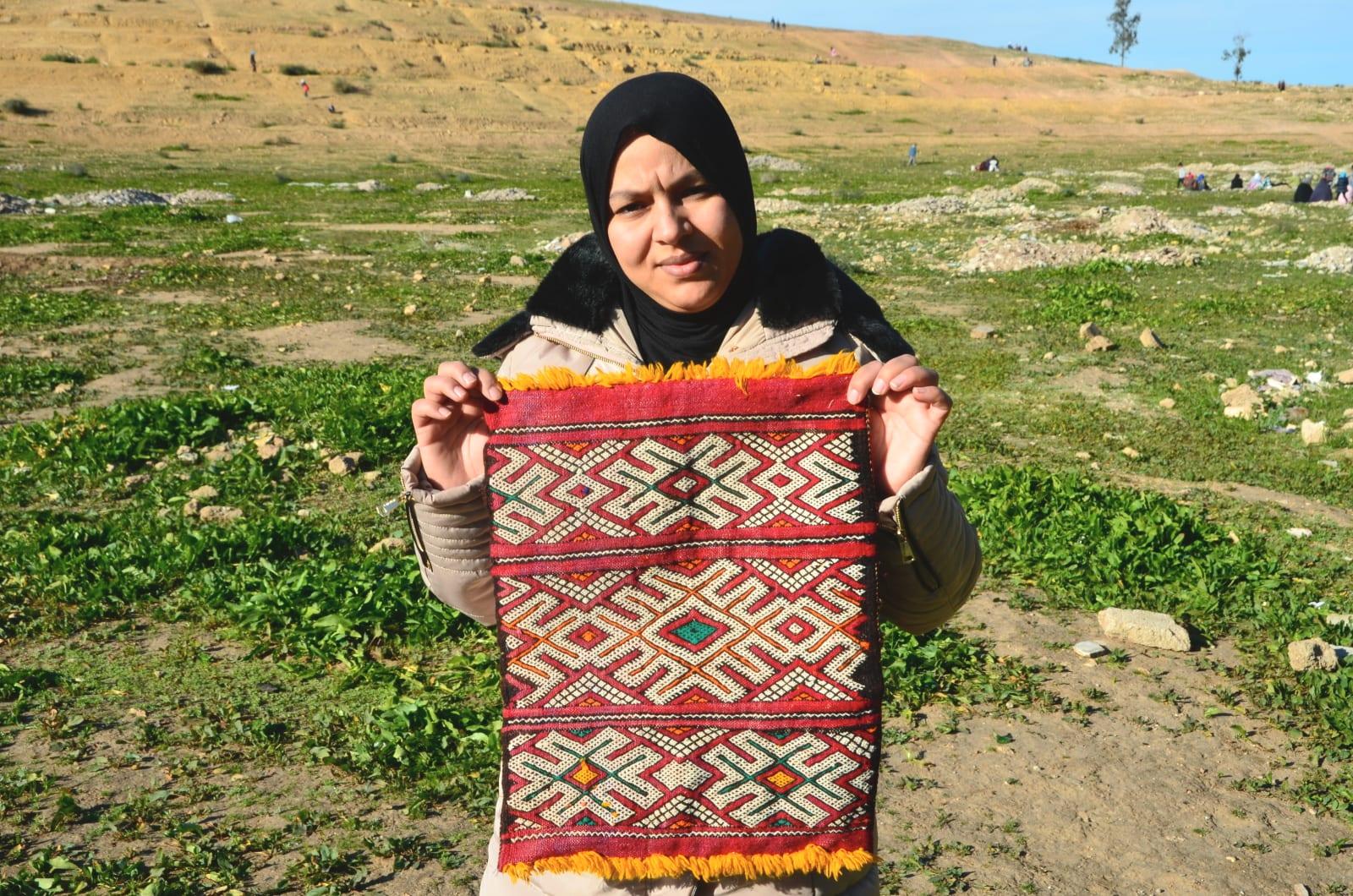 Amazigh Pillow