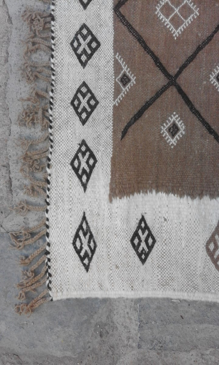 None  Brown, Black Morocco