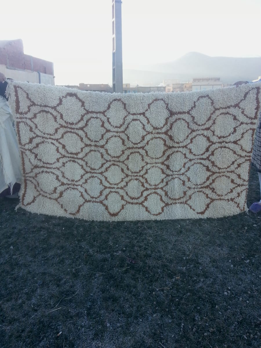 None  Brown, White Morocco