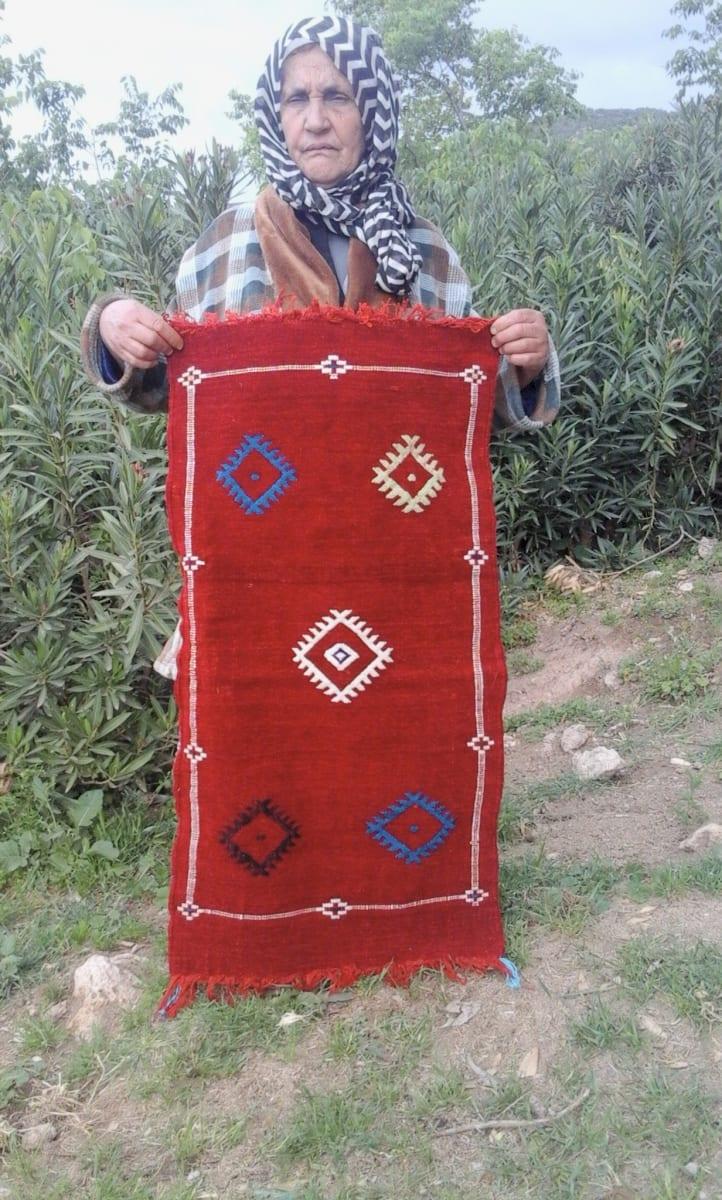 Hanbel Igni Rug Wool Colored Morocco