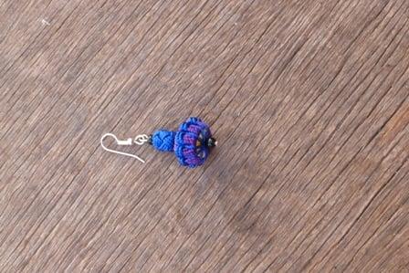 Multi Button Earrings