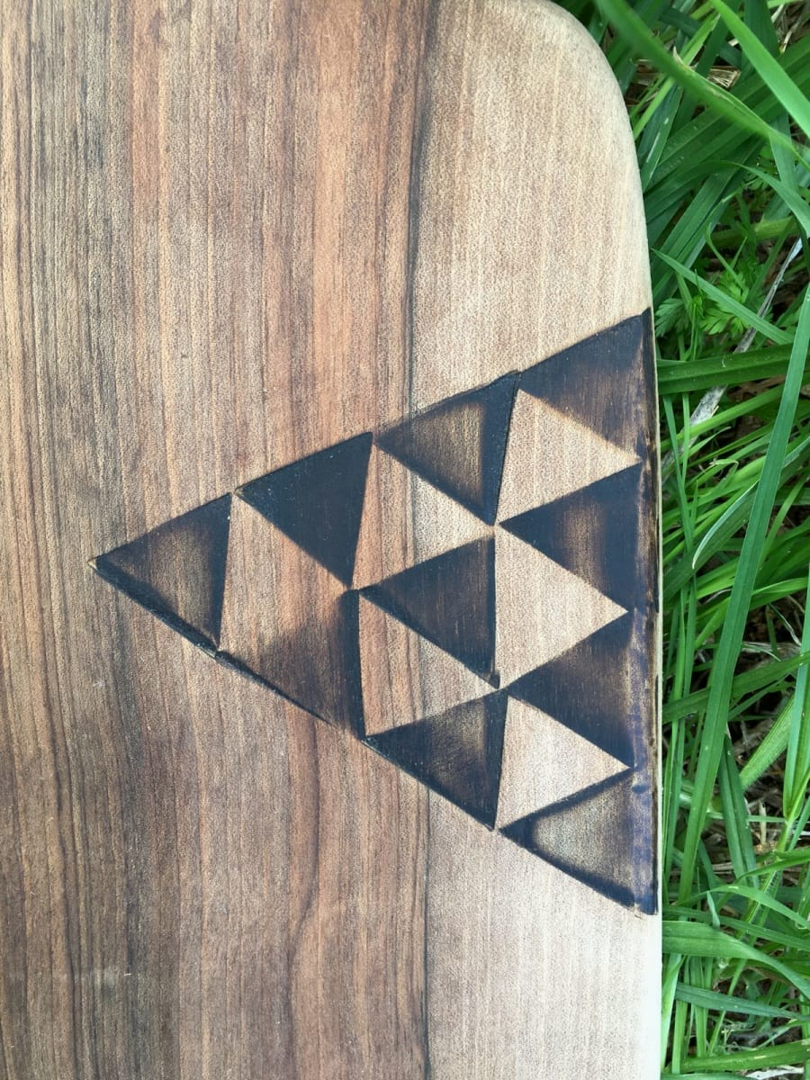 Cutting Board Walnut Wood Brown Morocco