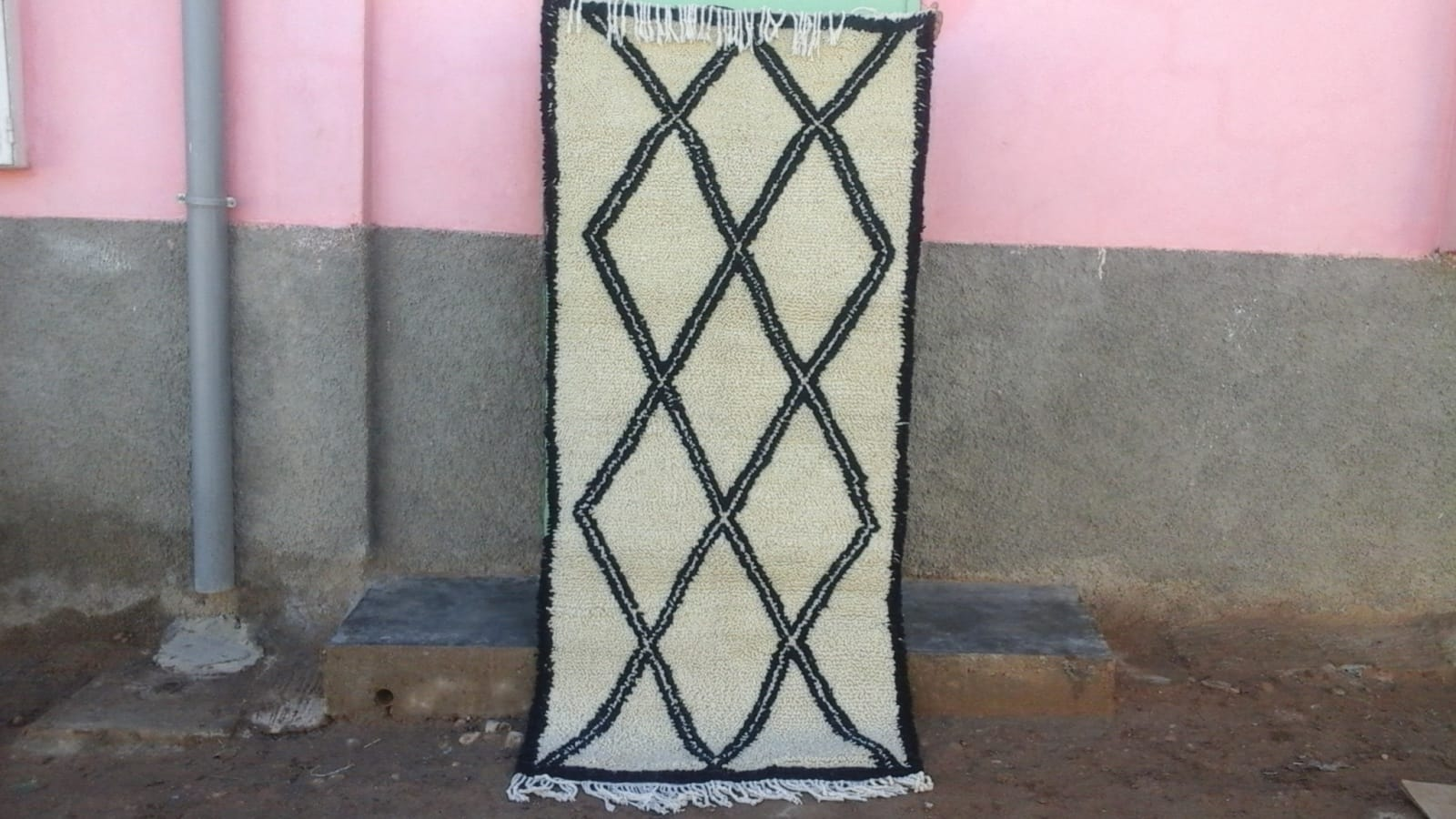 Pile Knot Rug