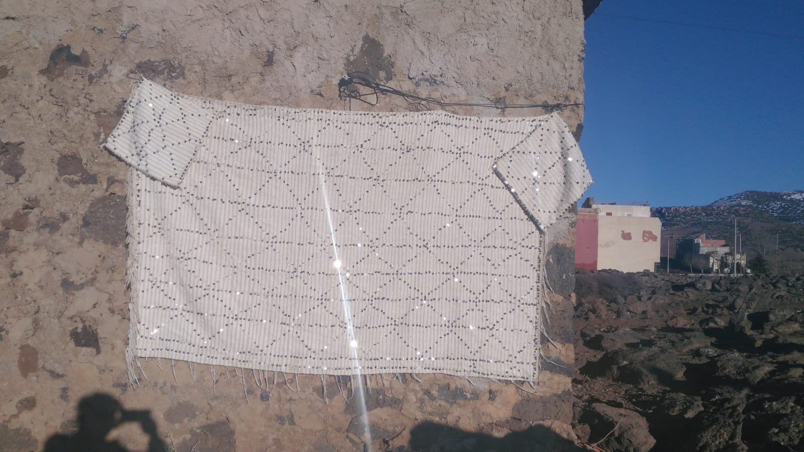 Hanbel Assouf Tadout and Sda White Morocco