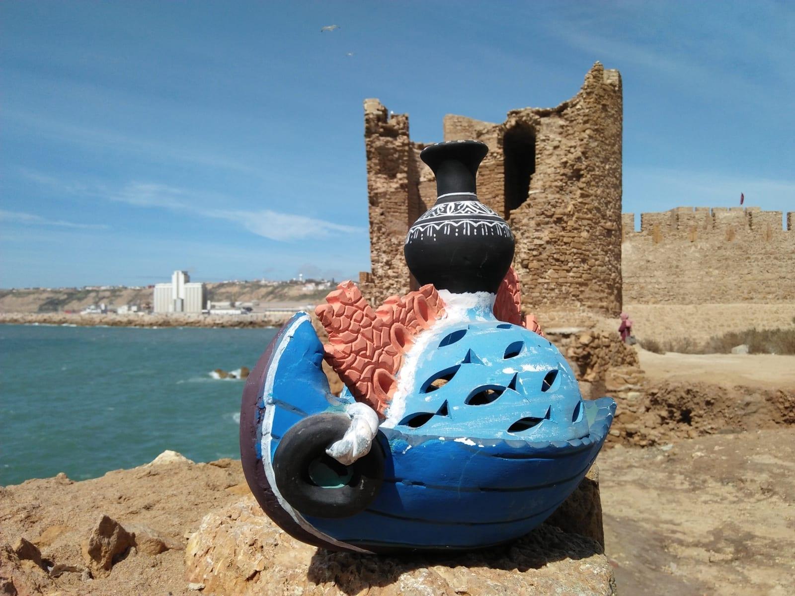 None  Blue Morocco