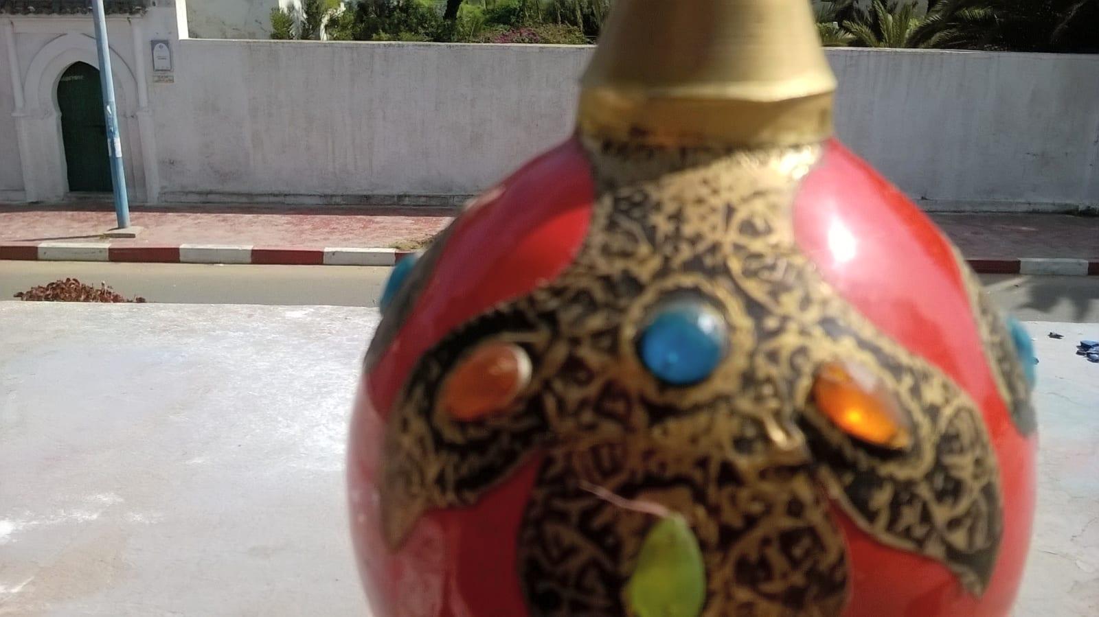 sprinkler   Colored Morocco