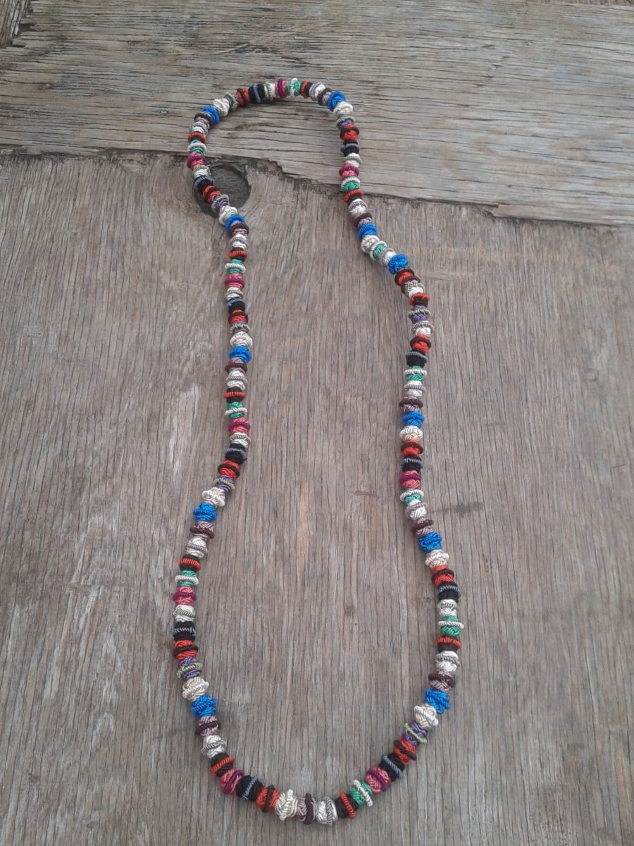Cluster Necklace   Morocco
