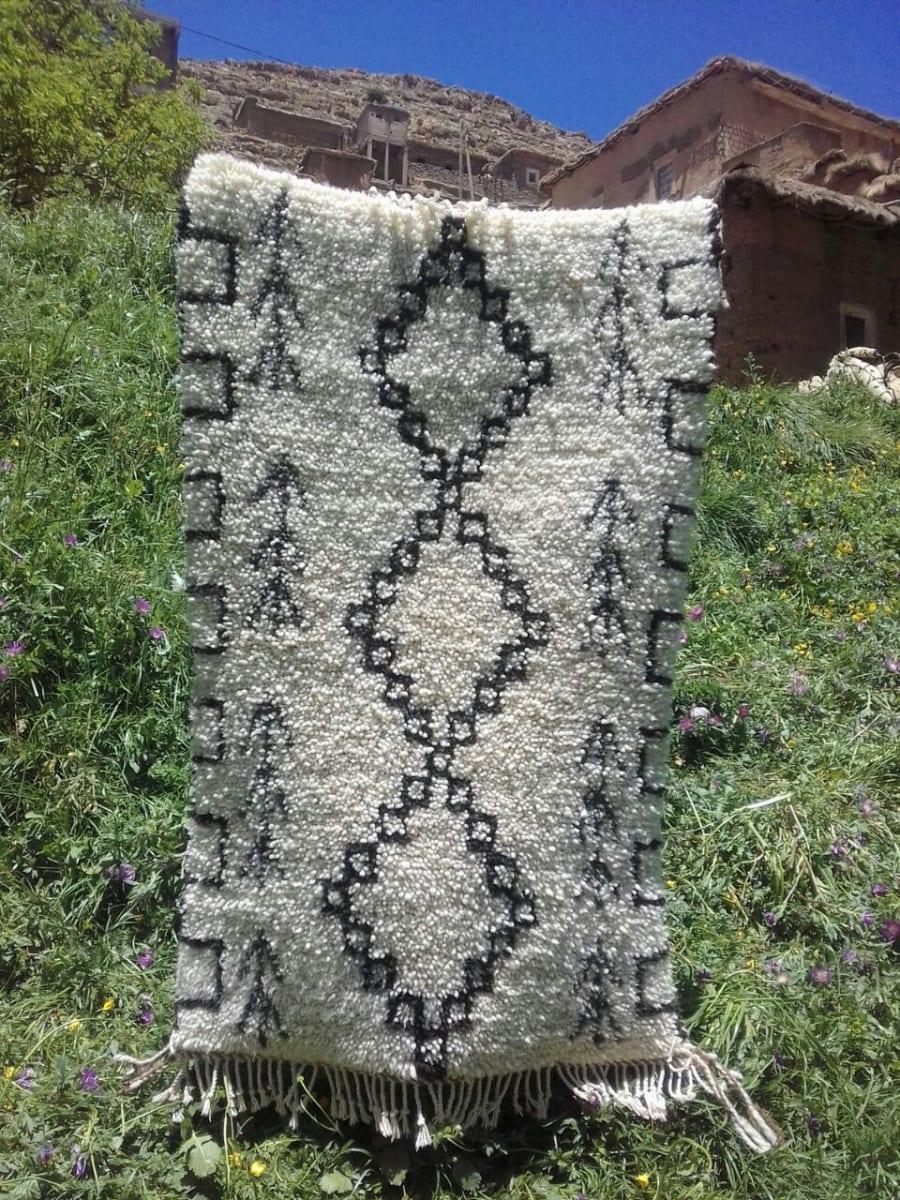 Beni Ourain Rug