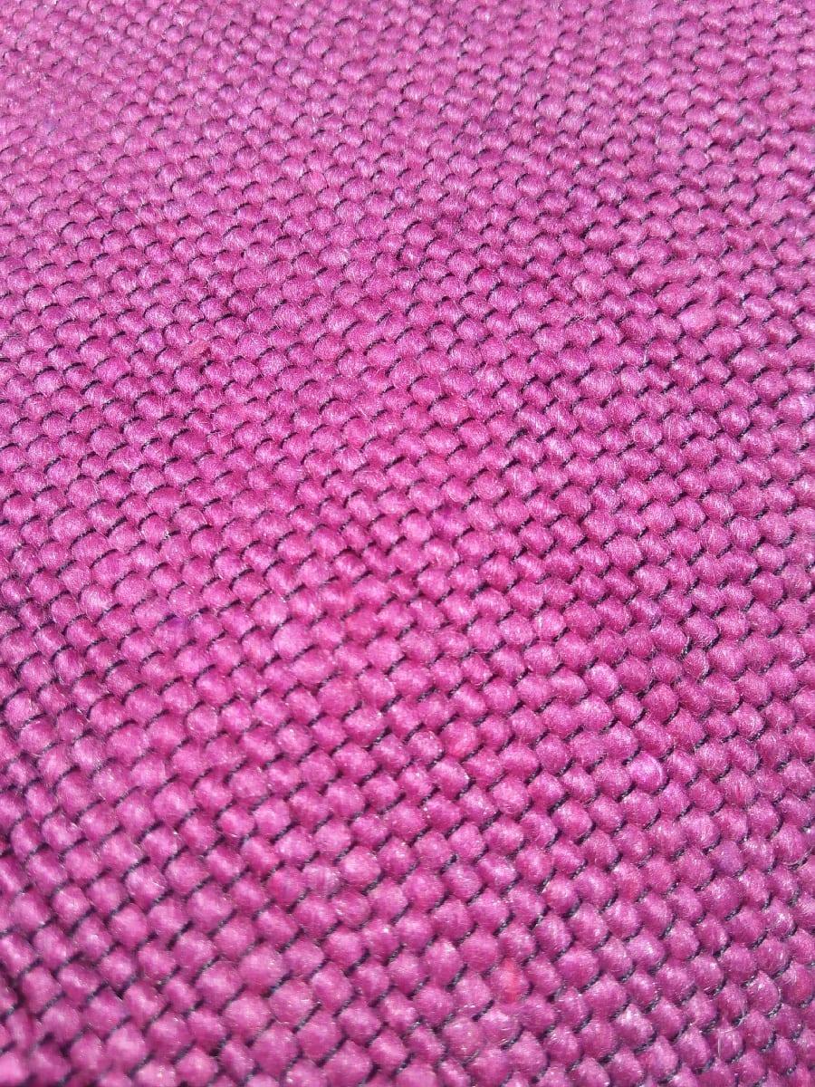 Genuine Wool Rug Colored Wool  Morocco