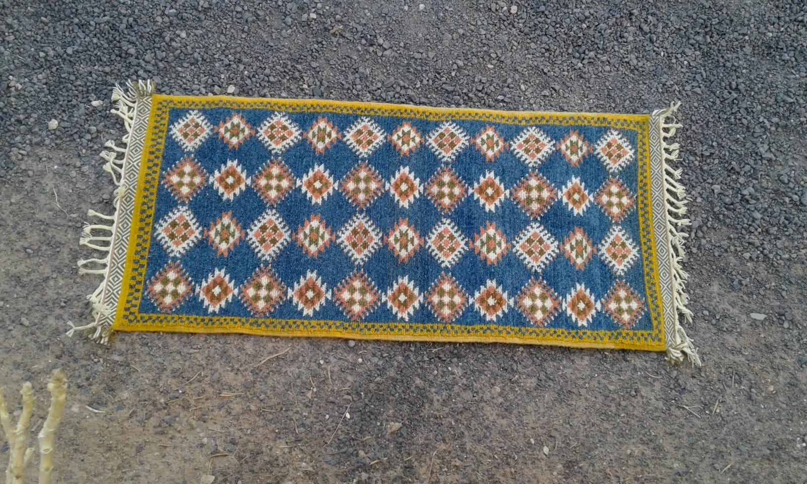 Zerbya  Blue Morocco
