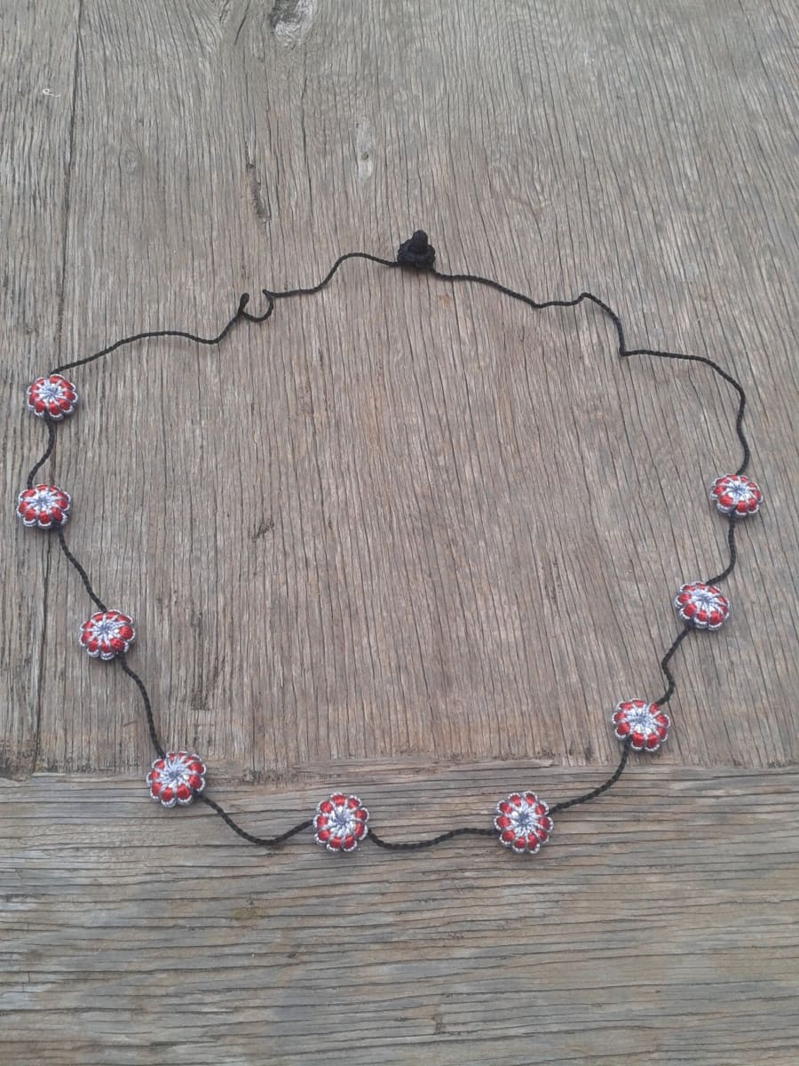 Long Strand Necklace
