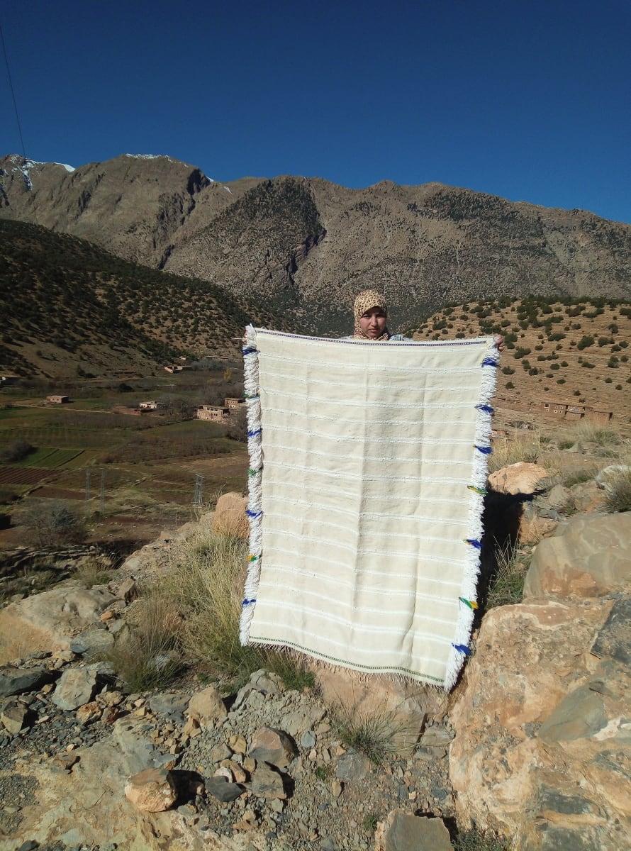 Handira Wedding Blanket