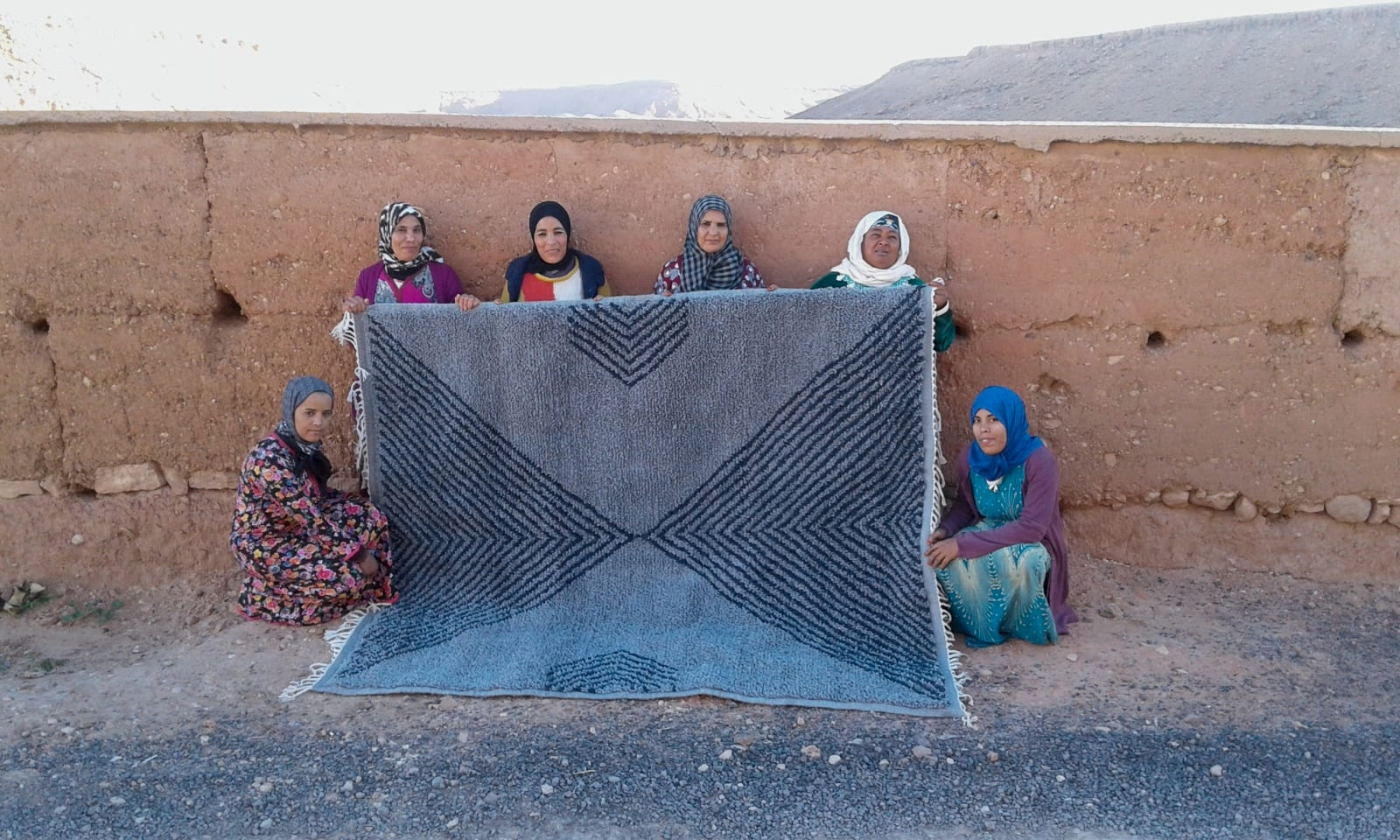 Zerbya Cotton String  Morocco