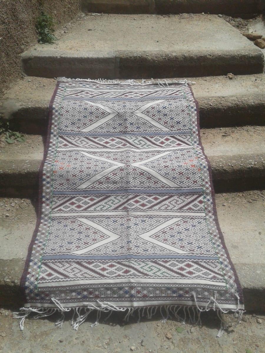 Hanbel Wool Colored Morocco