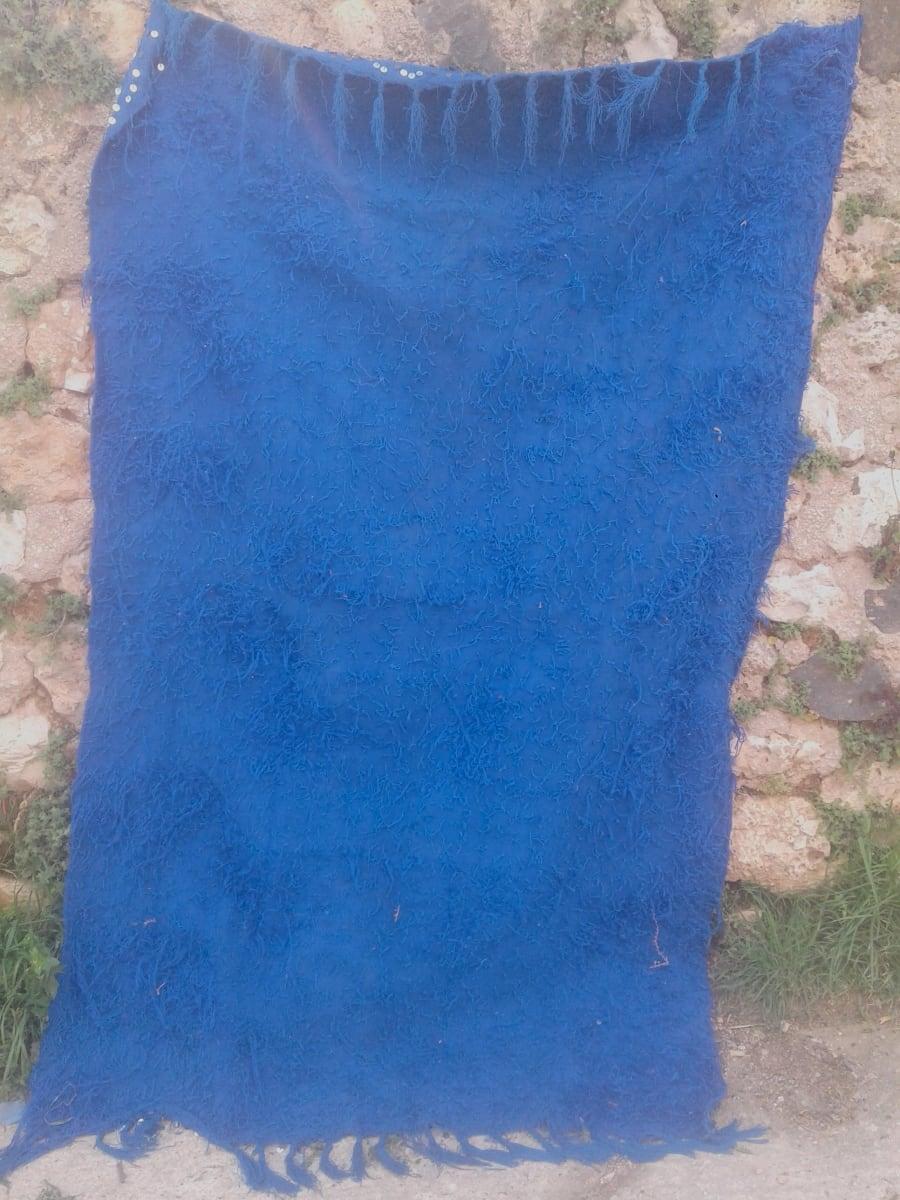 Handiras   Blue Morocco