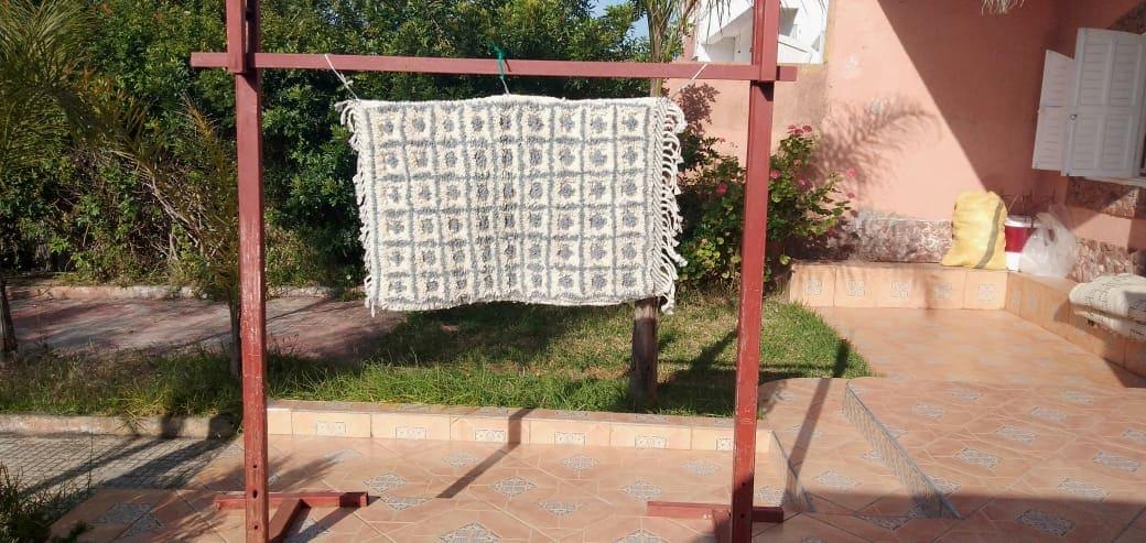Beni Ourain  Grey, White Morocco