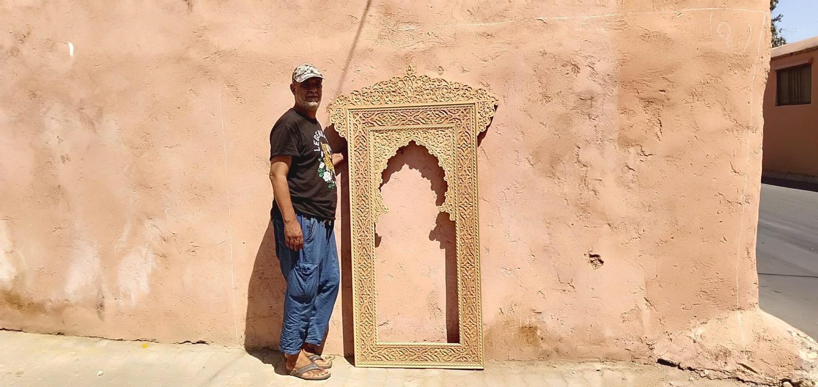 Koifeuse  Orange Morocco