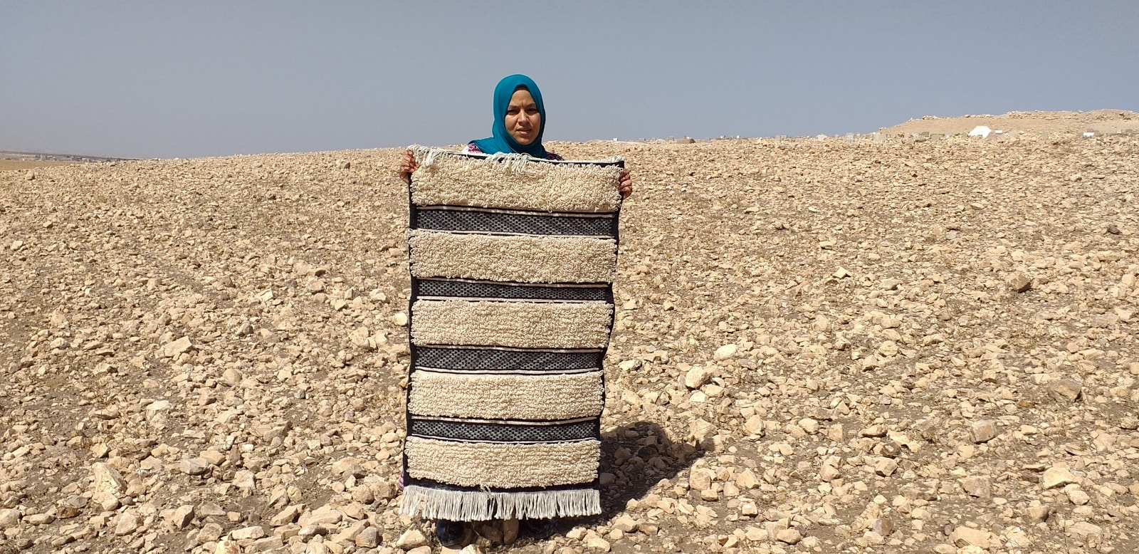 Kantorian Carpet  Sedda  Grey, Black Morocco