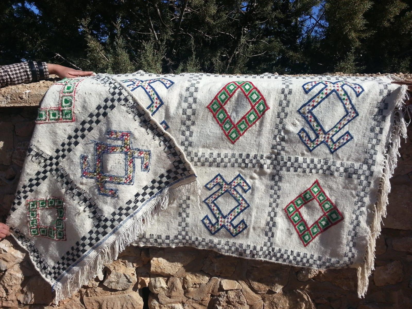 Hanbel Almabroum and Sda Colored Morocco