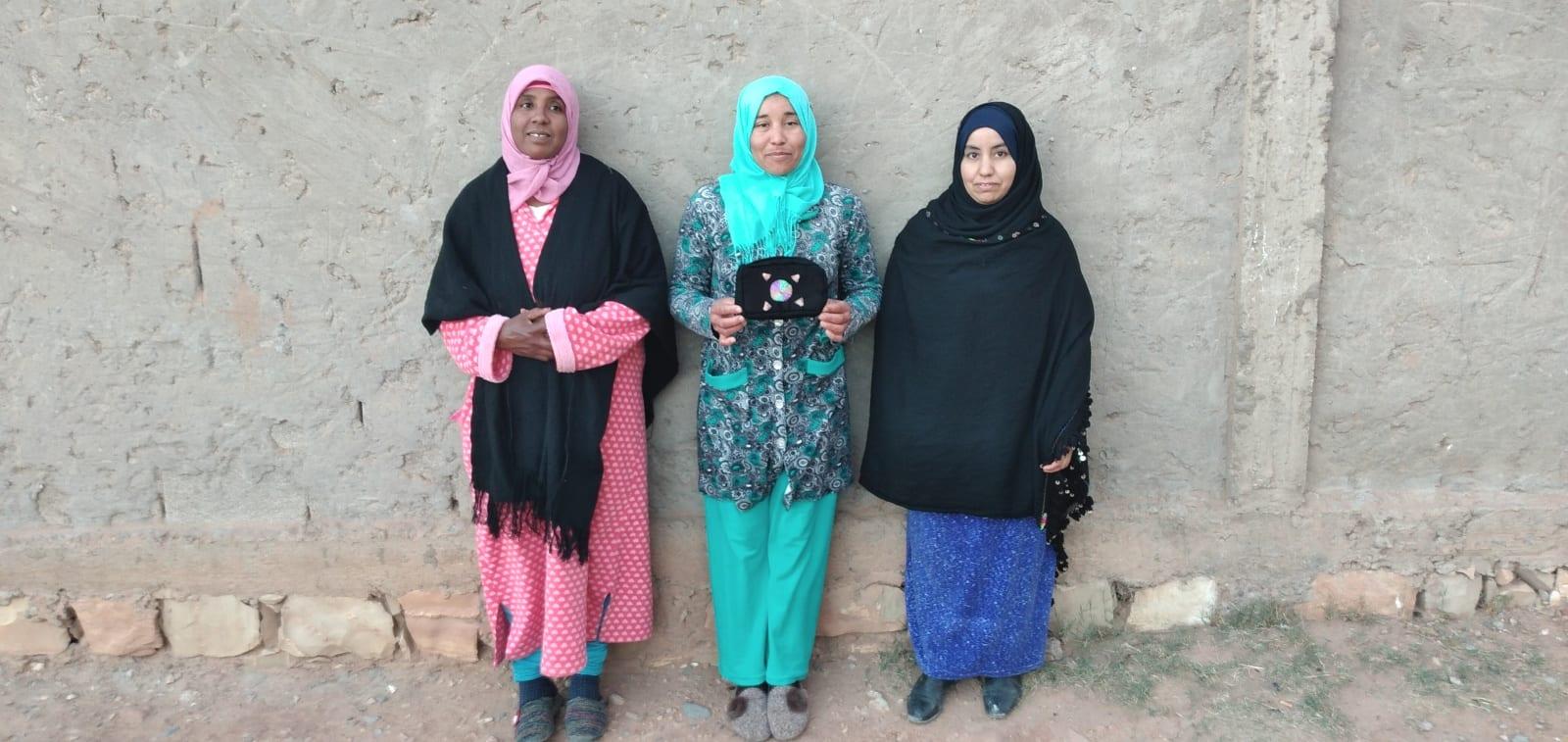 Tahroit  Purple, Pink Morocco