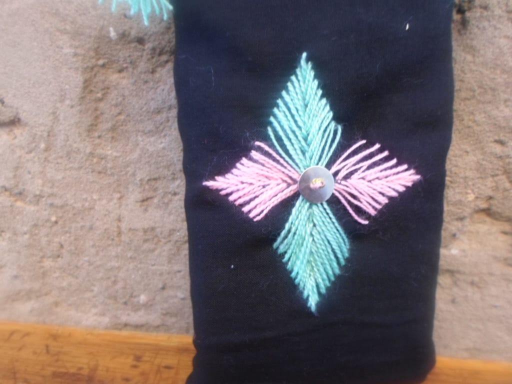 Tahroit  Pink, Green Morocco