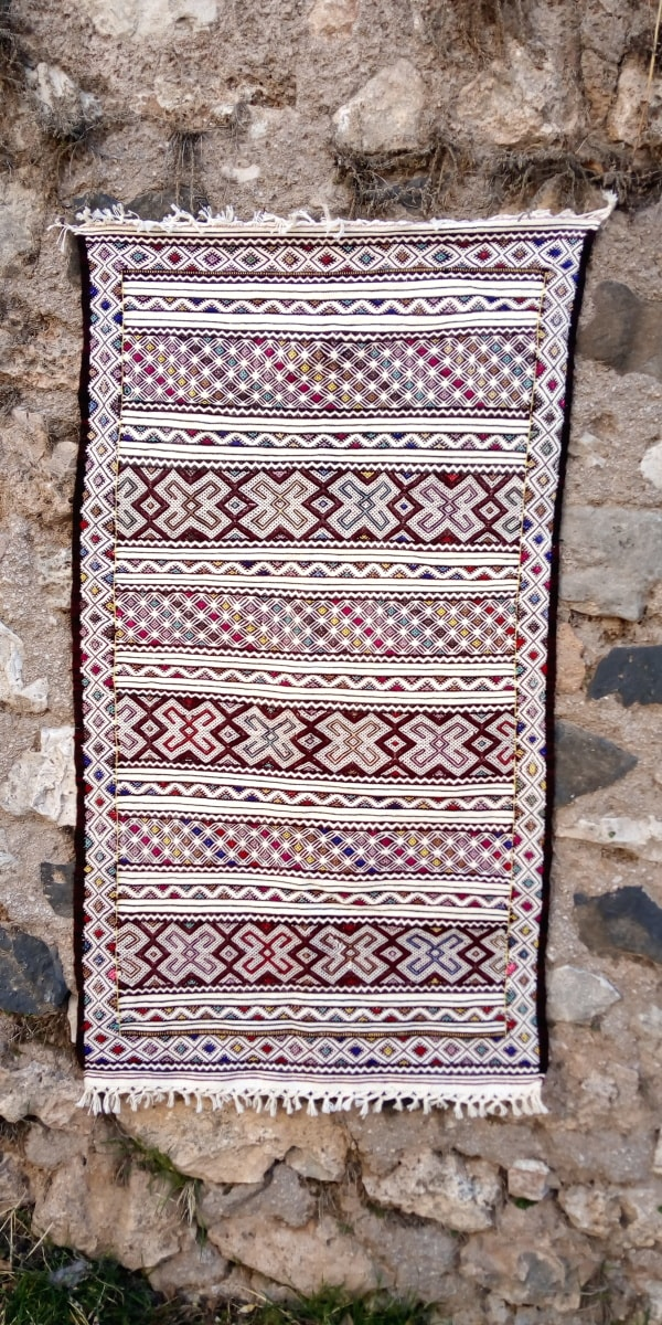 Hanbel Wool Colored Morocco