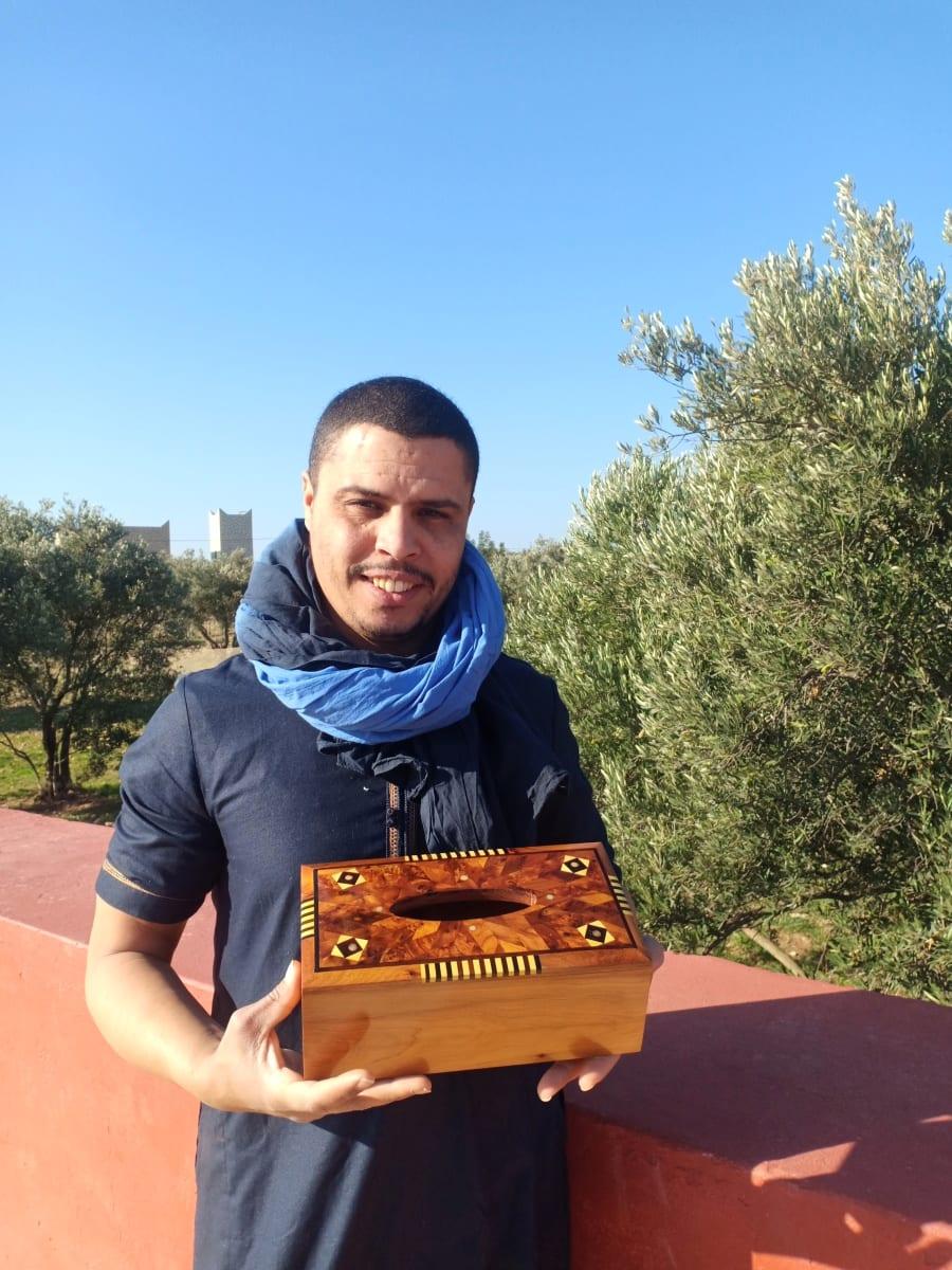 None Thuja Wood  Morocco