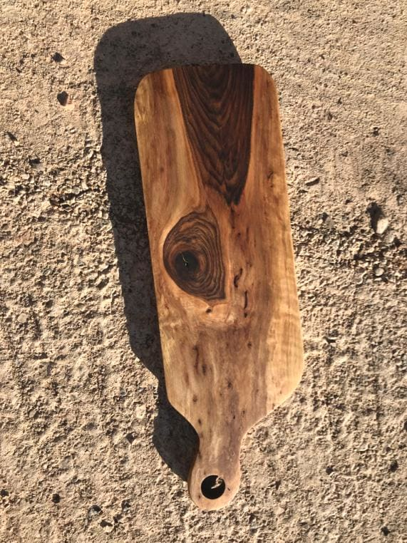 Cutting Board Walnut Wood Brown Morocco