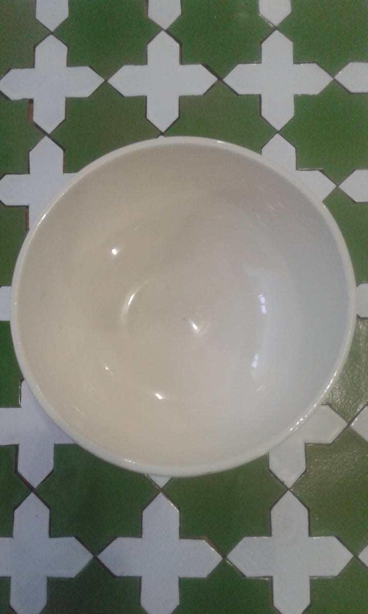 Colorful Condiment Jar