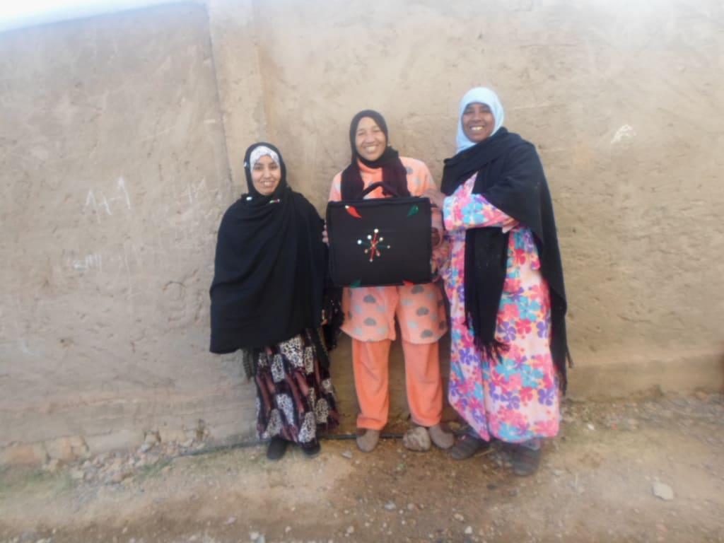 Tahroit  Green, Orange Morocco