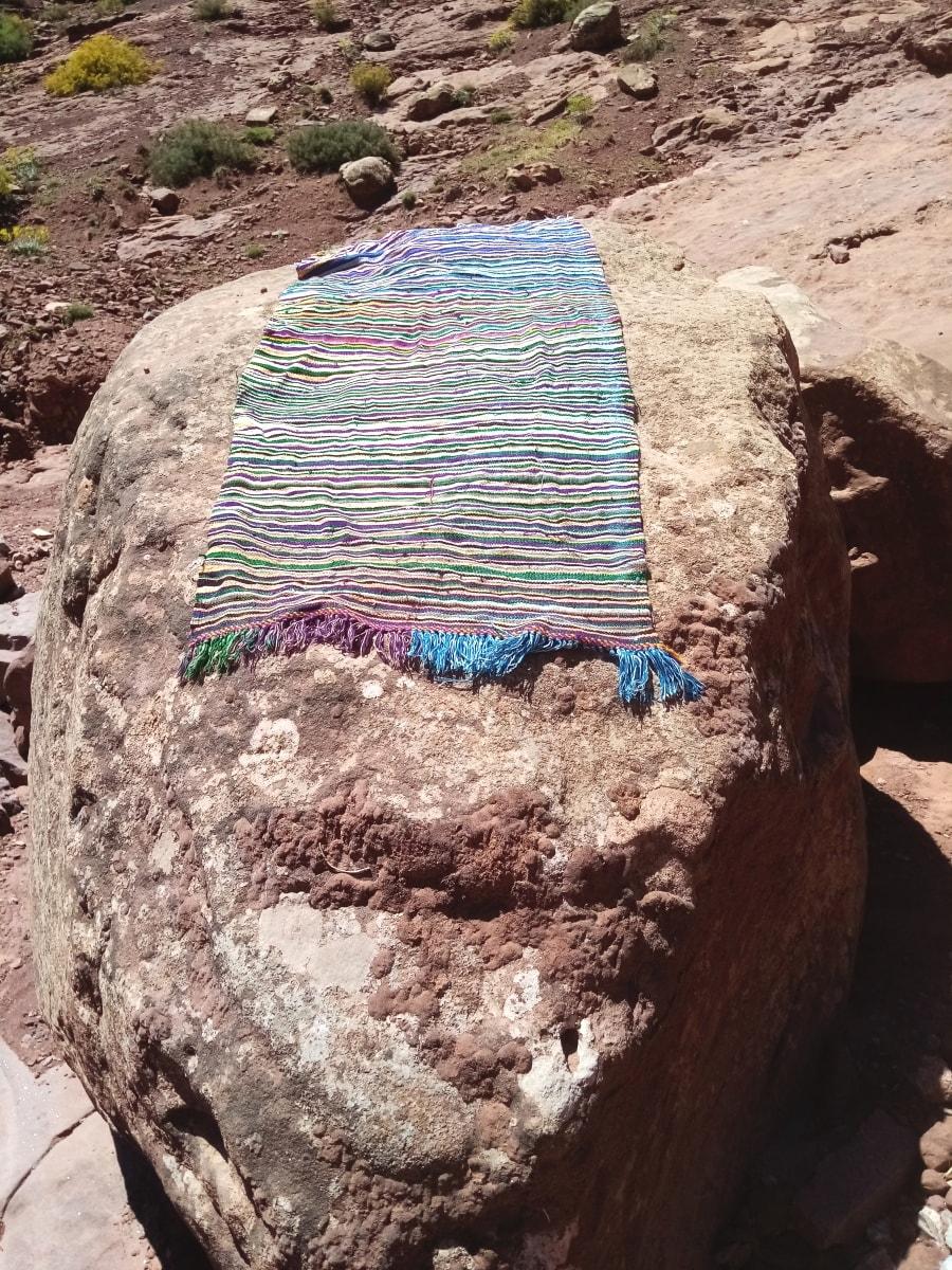 Boucherouite  Colored Morocco