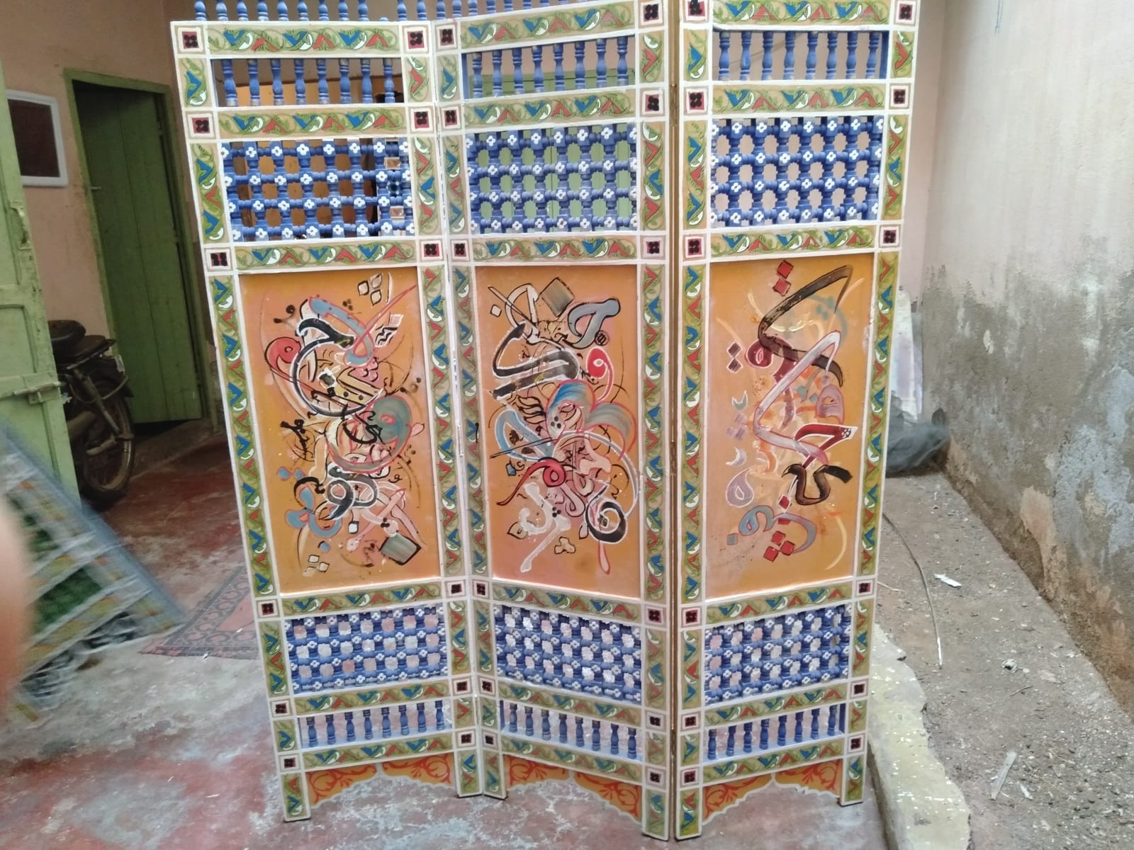 Koifeuse  Colored Morocco