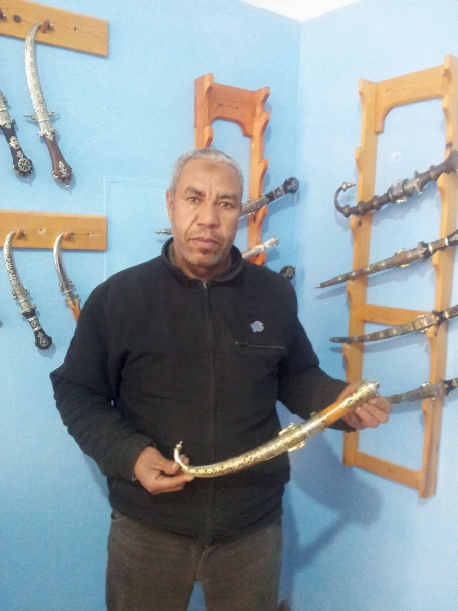 Bone Dagger