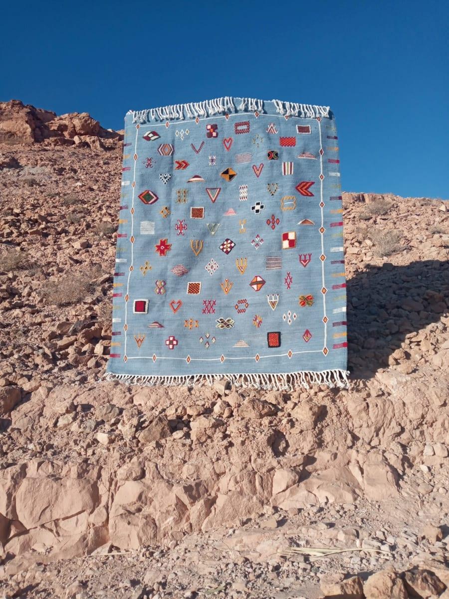 Hanbel Cotton String Colored Morocco