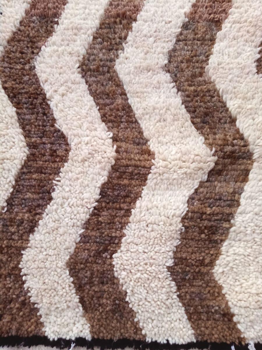 Beni Ourain Rug Wool  Morocco
