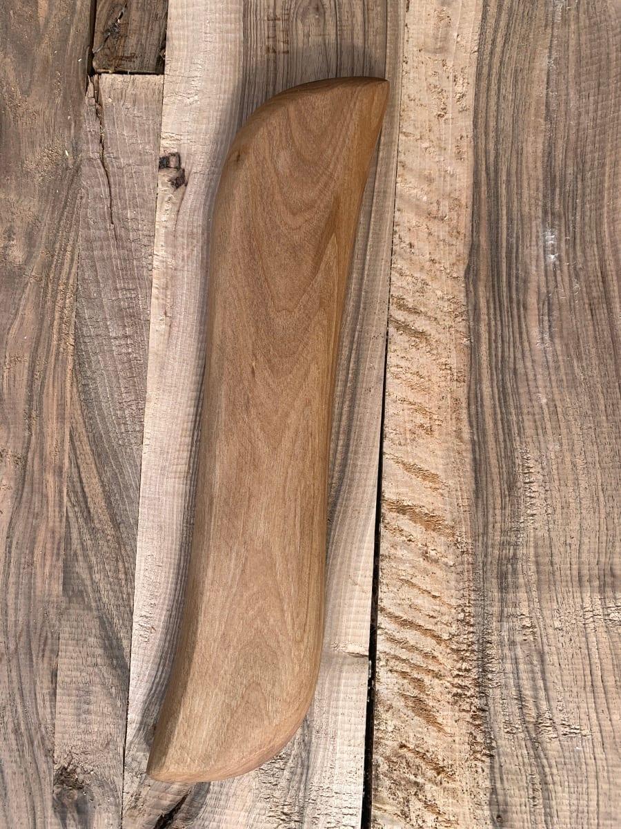 Hand Carved Spice Holder