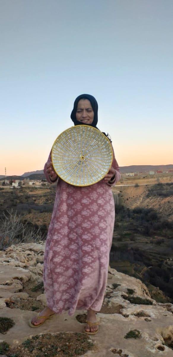 None  Yellow, White Morocco