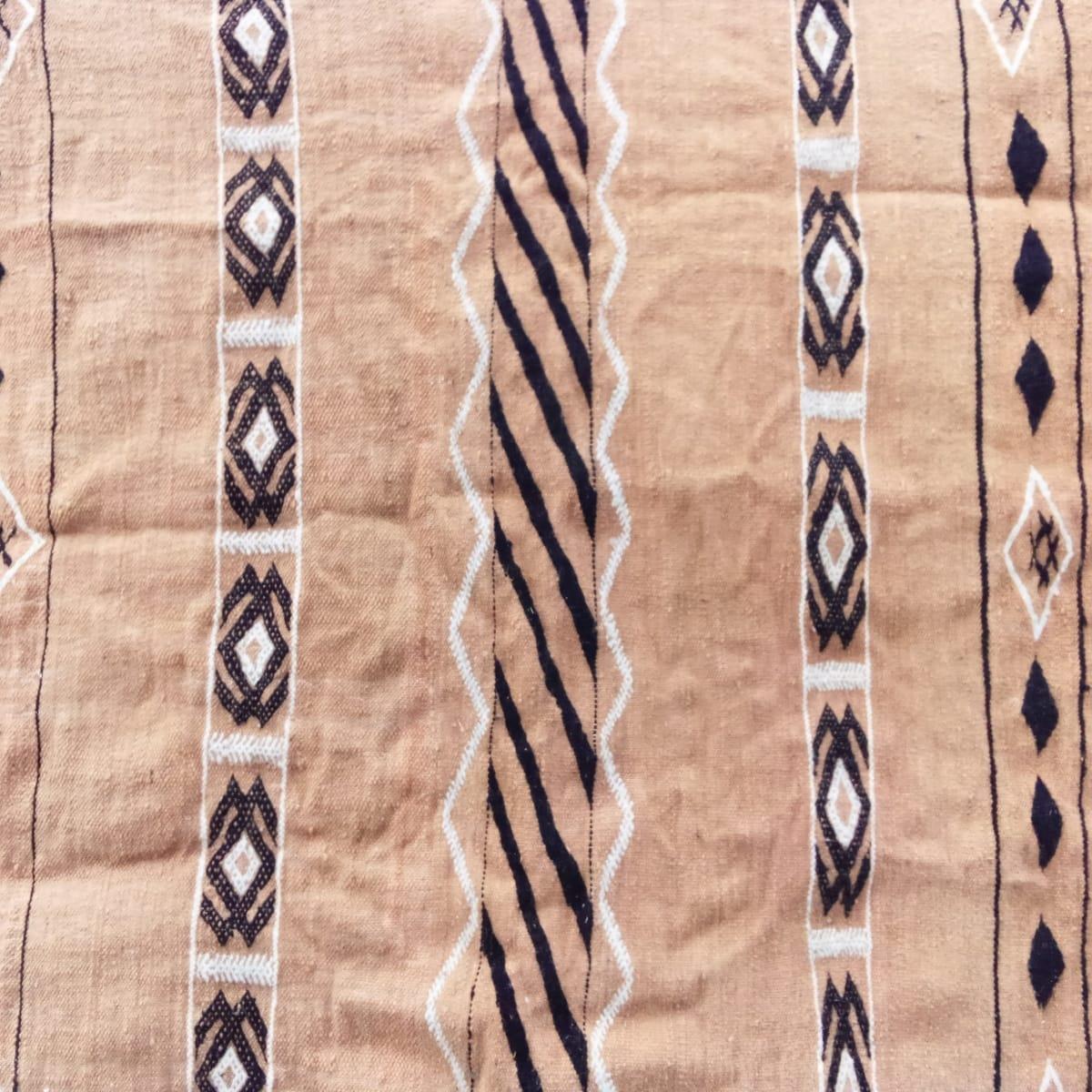 Hanbal  Brown, Black Morocco