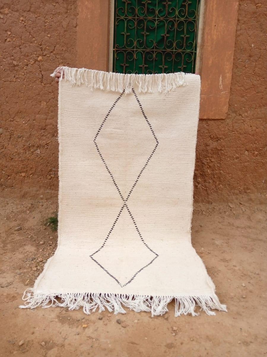 None  Black, White Morocco